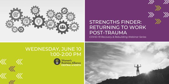 1. June 10 - Strengths Finder - Returning to Work Post Trauma-1