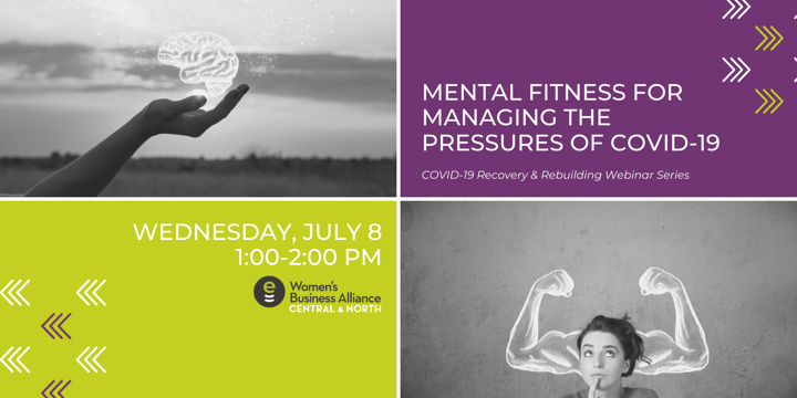 5. July 8 - Mental Fitness for Managing Pressures of COVID